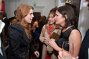 PRINCESS BEATRICE; MAIA NORMAN; MIRANDA DAVIES; ,   Georgina Chapman and Stephen Webster celebrate her guest designer collection for Garrard. Albermarle St. London. 4 November 2009
