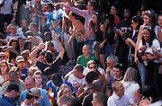 Good Times Sound System crowd, Notting Hill Carnival, London, UK 2006