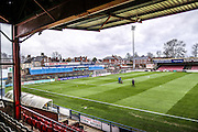 Bootham Crescent during the Sky Bet League 2 match between York City and Accrington Stanley at Bootham Crescent, York, England on 28 November 2015. Photo by Simon Davies.