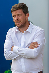 Walsall manager Darrell Clarke - Mandatory by-line: Phil Chaplin/JMP - 07/09/2019 - FOOTBALL - JobServe Community Stadium - Colchester, England - Colchester United v Walsall - Sky Bet League Two