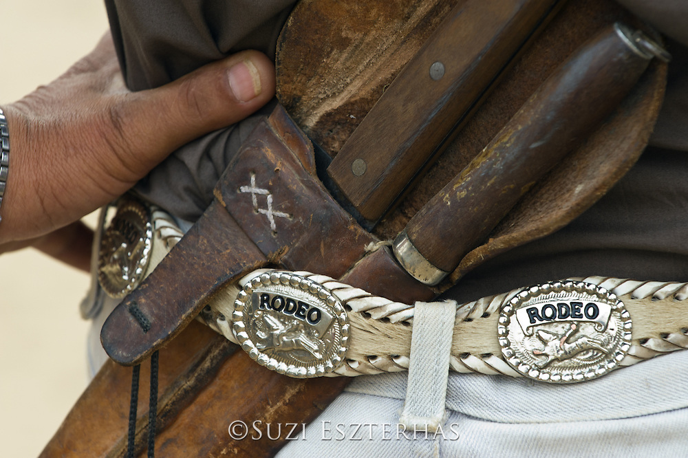 Pantanal cowboy<br /> Araras Fazenda<br /> Pantanal, Brazil<br /> *No model release available - for editorial use only