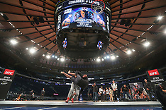 October 31, 2018: UFC 230 Open Workouts