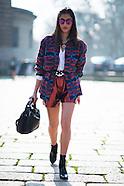 Milan Fashion Week F/W 2014