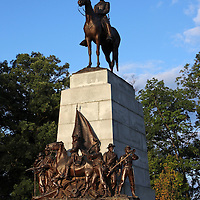 Virginia Memorial, Gettysburg Battlefield