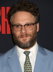April 30, 2019 - New York City, New York, U.S. - Actor SETH ROGEN attends the New York premiere of 'Long Shot' held at AMC Lincoln Square. (Credit Image: © Nancy Kaszerman/ZUMA Wire)