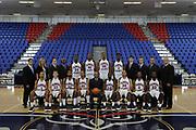 2009 FAU Men's Basketball Team Photo