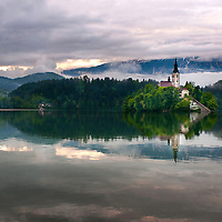 Church of San Martin.<br />