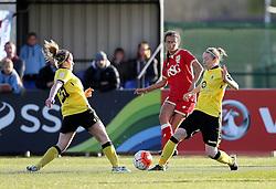 Rosella Ayane of Bristol City Women passes the ball - Mandatory by-line: Robbie Stephenson/JMP - 02/01/2012 - FOOTBALL - Stoke Gifford Stadium - Bristol, England - Bristol City Women v Aston Villa Ladies - FA Women's Super League 2