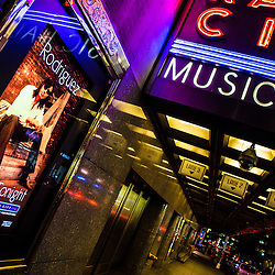 Rodriguez Radio City - Metro