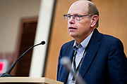 Cap Times publisher Paul Finland speaks during the Cap Times 2017 Idea Fest, Sunday, September 17, 2017