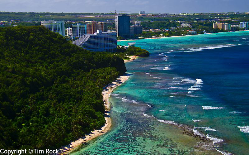 Tumon Bay, FaiFai Beach, Guam