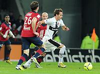 Fotball<br /> Frankrike<br /> 15.02.2013<br /> Foto: Panoramic/Digitalsport<br /> NORWAY ONLY<br /> <br /> Lille v Rennes<br /> Anders Konradsen ( Rennes )