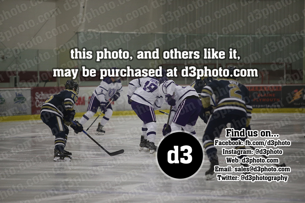 Men's Ice Hockey: Bethel University (Minnesota) Royals vs. University of St. Thomas (Minnesota) Tommies