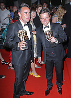 Ant & Dec, Arqiva British Academy Television Awards - After Party, Grosvenor House, London UK, 18 May 2014, Photo by Brett D. Cove