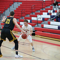 Men's Basketball: Saint Mary's University (Minn.) Cardinals vs. University of Wisconsin Oshkosh Titans