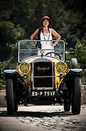 23/07/18 - DOMEYRAT - HAUTE LOIRE - FRANCE - Essais PEUGEOT 173S de 1923 - Photo Jerome CHABANNE