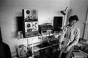 Mark Mothersbaugh - Devo photosessions in Acron 1976