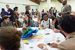 Celebration of Service at PLU on Wednesday, April 22, 2015. (Photo: John Froschauer/PLU)