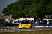 March 16, 2013: 61st Mobil 1 12 Hours of Sebring. 4 Oliver Gavin, Tommy Milner, Richard Westbrook, Corvette Racing, Chevrolet Corvette C6 ZR1