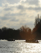 20101208 Varsity Trail Eights, London, Great Britain