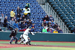 14 May 2016:  during a Frontier League Baseball game between the Joliet Slammers and the Normal CornBelters at Corn Crib Stadium on the campus of Heartland Community College in Normal Illinois