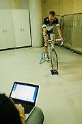 Leopard Trek Team training camp, Majorca, Spain. January 2011