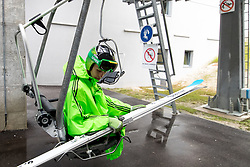 Peter Prevc during ski jumping training in Nordic Center Planica, on June 29, 2017 in Planica, Slovenia. Photo by Matic Klansek Velej / Sportida
