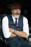 ACF Fiorentina's coach Stefano Pioli during Santiago Bernabeu Trophy. August 23,2017. (ALTERPHOTOS/Acero)