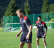 Dundee&rsquo;s Greg Stewart  -  Dundee FC pre-season training camp in Obertraun, Austria<br /> <br />  - &copy; David Young - www.davidyoungphoto.co.uk - email: davidyoungphoto@gmail.com