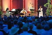 Konzert vor dem Schloss Pillnitz, Dresden, Sachsen, Deutschland.|.concert at Pillnitz Castle, Dresden, Germany