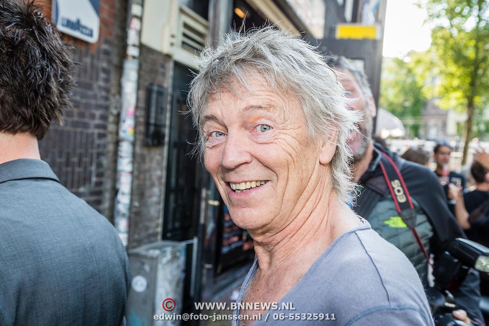 NLD/Amsterdam/20160831 - Boekpresentatie Barry Hay, Rinus Gerritsen