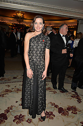 VICTORIA PENDLETON at the 26th Cartier Racing Awards held at The Dorchester, Park Lane, London on 8th November 2016.