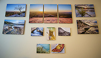 An assortment of print sizes:<br />