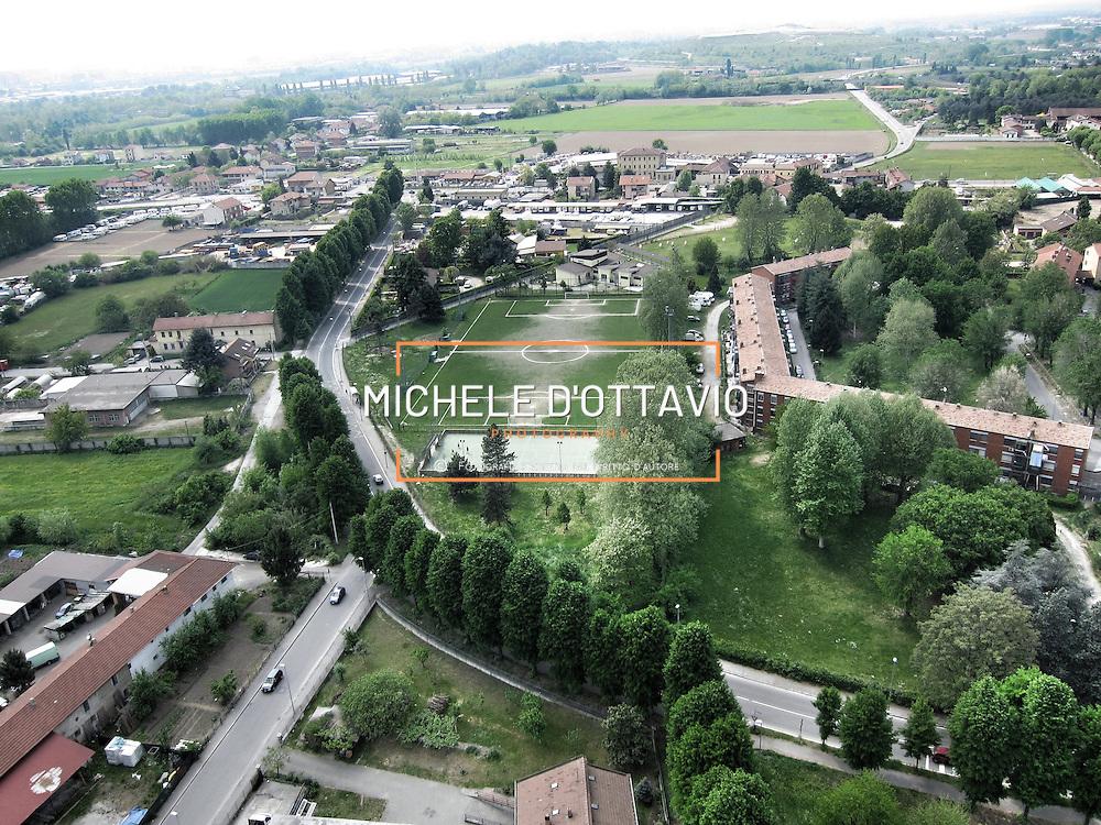 La Falchera è un quartiere della VI circoscrizione di Torino, è situata nell'estrema periferia nord della città. È un quartiere a sé, caratterizzato dalle sue casette in stile inglese nella parte vecchia, progettata da Giovanni Astengo cui è anche dedicata la piazza centrale (già Piazza Falchera), e dalle torri bianche e rosse nella zona nuova.