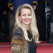 NLD/Amsterdam/20151202 - Koninklijke Familie bij uitreiking Prins Claus Prijs 2015, aankomst Pr. Mabel