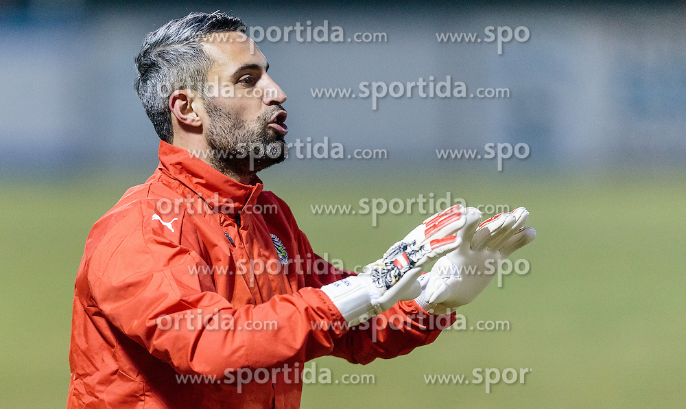 21.03.2016, Sportzentrum, Stegersbach, AUT, OeFB Training, im Bild Ramazan Oezcan (AUT) // Ramazan Oezcan (AUT) during a Trainingssession of Austrian National Footballteam at the Sportcenter in Stegersbach, Austria on 2016/03/26. EXPA Pictures © 2016, PhotoCredit: EXPA/ JFK