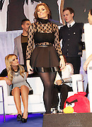 13.DECEMBER.2012. LONDON<br /> <br /> CELEBS AT THE SAMSUNG SMART TV ANGRY BIRDS ALL STARS FINAL AT WESTFIELD SHOPPING CENTRE IN STRATFORD.<br /> <br /> BYLINE: EDBIMAGEARCHIVE.CO.UK<br /> <br /> *THIS IMAGE IS STRICTLY FOR UK NEWSPAPERS AND MAGAZINES ONLY*<br /> *FOR WORLD WIDE SALES AND WEB USE PLEASE CONTACT EDBIMAGEARCHIVE - 0208 954 5968*