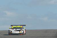 David Pattison (GBR) / Luke Davenport (GBR)  #56 Tolman Motorsport  Ginetta G55 GT3  Ginetta 4.3L V8. British GT Championship at Donington Park, Melbourne, Leicestershire, United Kingdom. September 11 2016. World Copyright Peter Taylor/PSP.