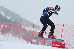 STRONG Evan, Snowboarder Cross, 2015 IPC Snowboarding World Championships, La Molina, Spain