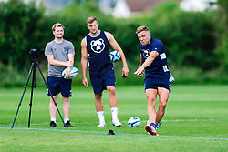 Ian Madigan in action during week 1 of Bristol Bears pre-season training ahead of the 19/20 Gallagher Premiership season - Rogan/JMP - 03/07/2019 - RUGBY UNION - Clifton Rugby Club - Bristol, England.