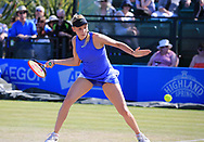 Siegerin DONNA VEKIC (CRO), Damen Final, AEGON Open Nottingham 2017<br /> <br /> Tennis -  Nottingham Open 2017 - WTA -   Nottingham Tennis Centre, Nottingham, Nottinghamshire, - Nottingham -  - Great Britain  - 17 June 2017. <br /> &copy; Juergen Hasenkopf