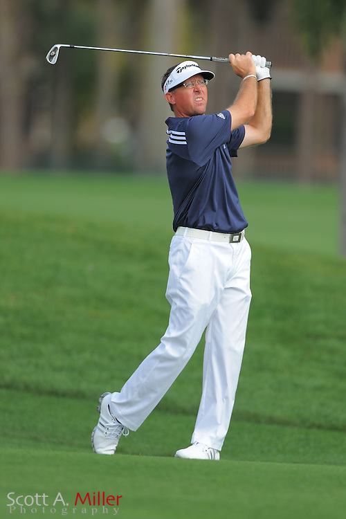 Alan Morin during the first round of the Honda Classic at PGA National on March 1, 2012 in Palm Beach Gardens, Fla. ..©2012 Scott A. Miller.