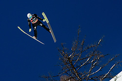Alex Insam (ITA) during the Trial Round of the Ski Flying Hill Individual Competition at Day 1 of FIS Ski Jumping World Cup Final 2019, on March 21, 2019 in Planica, Slovenia. Photo by Masa Kraljic / Sportida