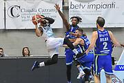 Collins Corban<br /> Acqua San Bernardo Cantù - Banco di Sardegna Sassari<br /> Legabasket serieA 2019 -2020<br /> Desio, 27/10/2019<br /> Foto Ciamillo-Castoria/ Claudio Degaspari