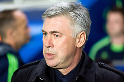 23.11.2010, Stamford Bridge, London, ENG, UEFA CL, Chelsea FC vs MSK Zilina, im Bild Chelsea Manager, Carlo Ancelotti, UEFA Champions League Group Stage, Chelsea v MSK Zalina, 23/11/2010. EXPA Pictures © 2010, PhotoCredit: EXPA/ IPS/ Mark Greenwood +++++ ATTENTION - OUT OF ENGLAND/UK and FRANCE/FR +++++