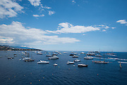 May 20-24, 2015: Monaco Grand Prix: Yachts in the mediterranean