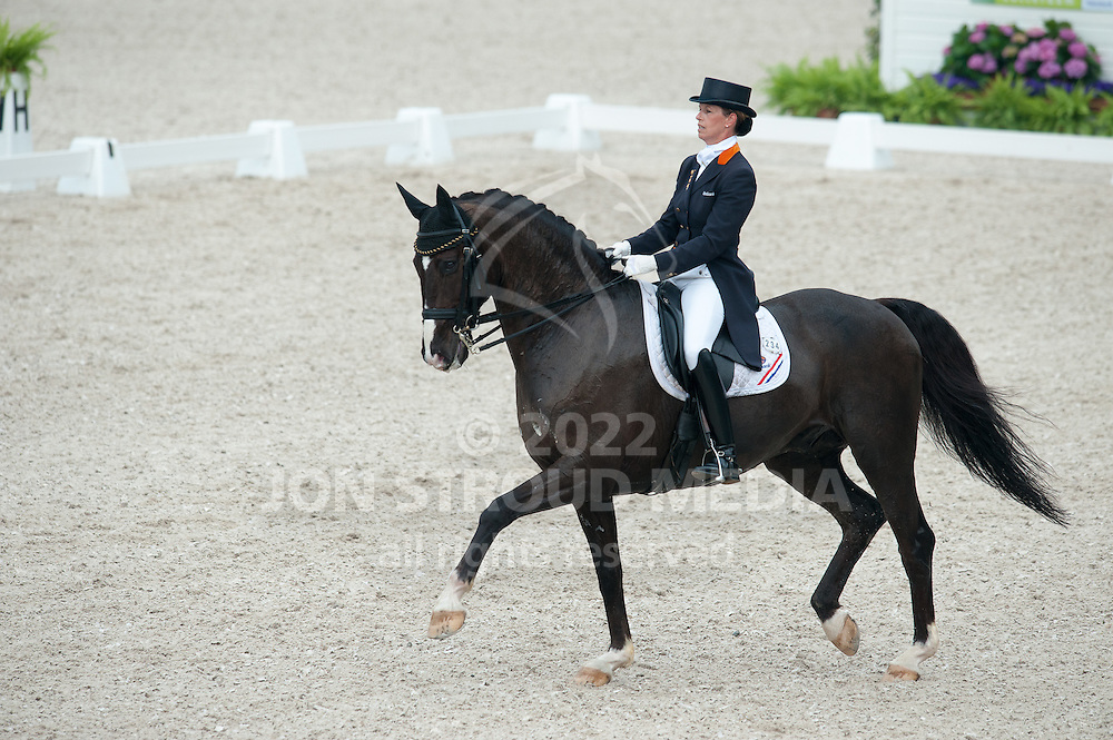 Anky Van Grunsven (NED) & Salinero - International CDIO5* Grand Prix - CHIO Rotterdam 2012 - Rotterdam, Netherlands - 20 June 2012