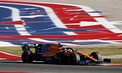 November 2, 2019, Austin, United States of America: Motorsports: FIA Formula One World Championship 2019, Grand Prix of United States, .#4 Lando Norris (GBR, McLaren F1 Team) (Credit Image: © Hoch Zwei via ZUMA Wire)
