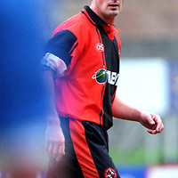 David Hannah, Dundee United<br /><br />Picture Perthshire Picture Agency
