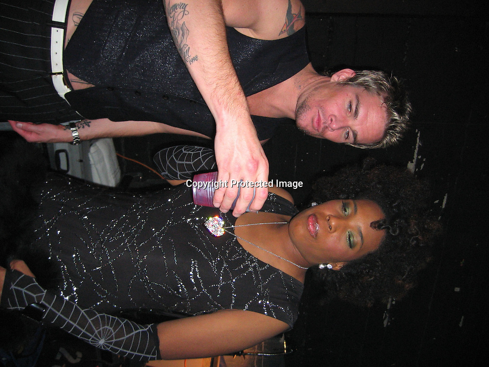 Mark McGrath &amp; Macy Gray<br />